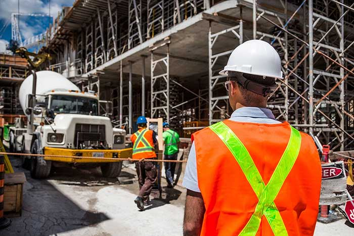 capital project management construction personnel